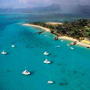 Южное побережье Маврикий